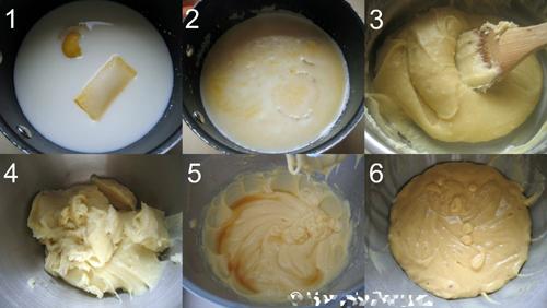 Bánh rán trứng thơm ngon dễ làm - 2