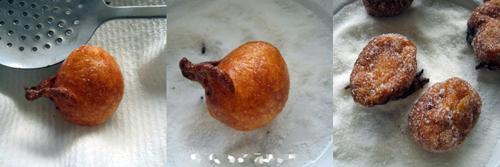 Bánh rán trứng thơm ngon dễ làm - 3