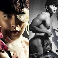 Sốc: Chan Than San nude cùng... hoa