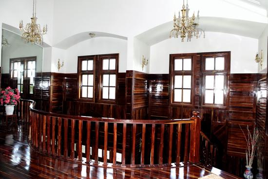 Choáng và... thèm biệt thự gỗ của Hoàng Mập - 8