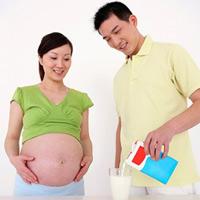 Thai mấy tuần thì bắt đầu uống sữa bầu?