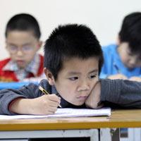 Luyện chữ vào lớp 1: Có nên không?