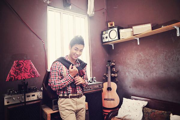 """MC Nguyên Khang sắp """"kết đôi"""" cùng Min Kyung - 1"""