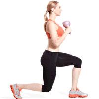 4 động tác giúp giảm mỡ bụng