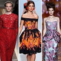 Top 10 kiểu váy hot nhất hè 2012