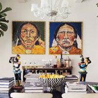 """Những trang trí nội thất """"hot"""" nhất 2012"""