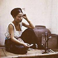 Ảnh chụp hiếm thấy của phụ nữ Việt xưa