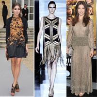 Váy dài lưng: mốt váy hè sành điệu
