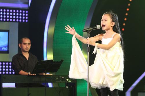 """Thanh Trúc """"cứu"""" đêm bán kết 3 VN's Got Talent - 2"""