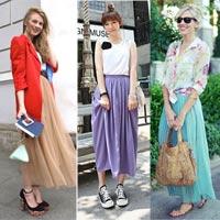 Hè 2012, váy maxi mặc thế nào mới sành điệu?