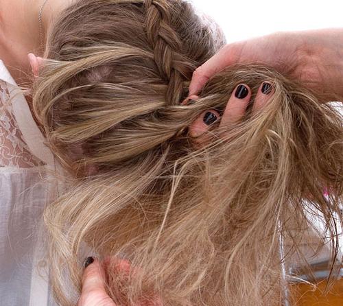 Minh Hằng nghiện tóc búi - 11