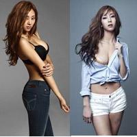 Thiên thần 'vòng 1' hot nhất xứ Hàn