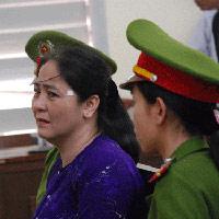 Bà Trần Thúy Liễu bị kết án tù chung thân