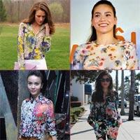 Sơ mi hoa Zara gây sốt cộng đồng thời trang
