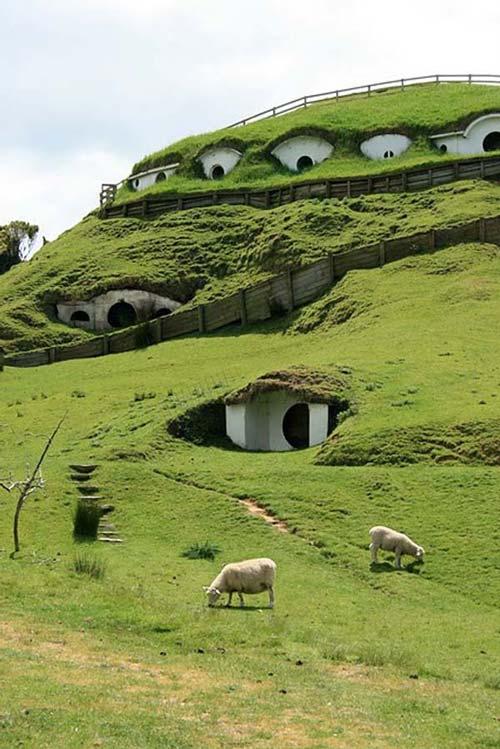 10 ngôi nhà ngộ nghĩnh như trong phim The Hobbit-10