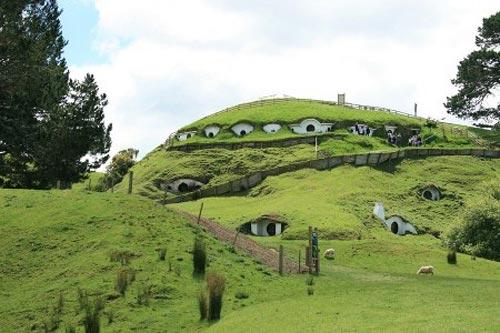 10 ngôi nhà ngộ nghĩnh như trong phim The Hobbit-1