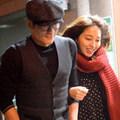 Làng sao - Lee Byung Hun công khai tình tứ bên bạn gái