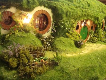tron mat ngam nha nguoi hobbit cuc xinh - 6