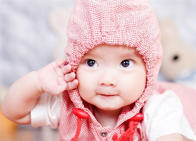 Đôi mắt cực này này thuộc 'sở hữu' của bé Trần Phương Uyên đó.