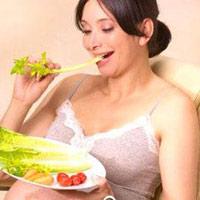3 hỏi đáp về dinh dưỡng bà bầu