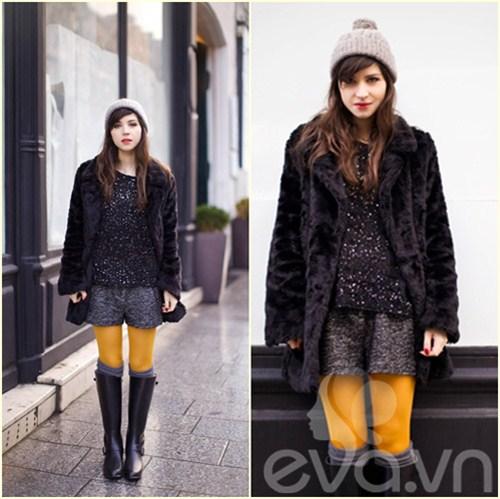 Eva Icon: Xì tai mùa đông của cô nàng năng động-13