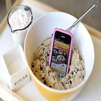 iPhone sắp biết ngửi và nếm thức ăn?