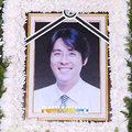 Làng sao - Đám tang buồn chồng cũ Choi Jin Sil