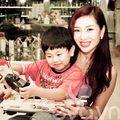 Làng sao - Á hậu Thu Hương mừng con trai lớn khôn