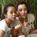 Làng sao - Tam Triều Dâng là em gái của Trang Nhung