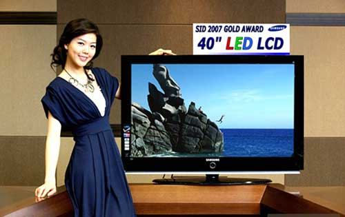 kinh nghiem mua tv co 40 inch - 1