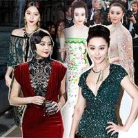 Phạm Băng Băng - ngôi sao quốc tế mặc đẹp nhất 2012