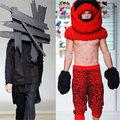 Thời trang - Tuần lễ thời trang nam giới: nổi loạn và quái dị