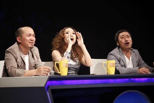"""showbiz tuan qua: nhung guong mat """"kho do"""" - 2"""