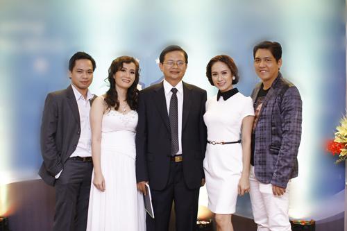 thanh thuy lan dau dien kich cho event - 10