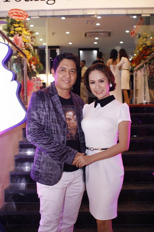 thanh thuy lan dau dien kich cho event - 7