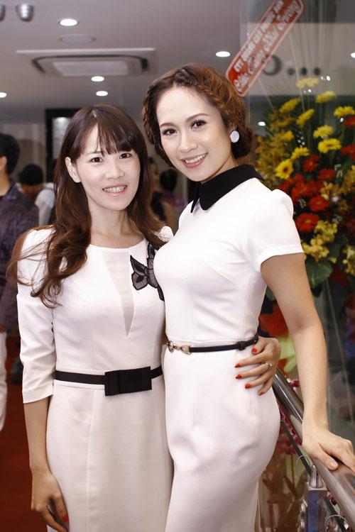 thanh thuy lan dau dien kich cho event - 8