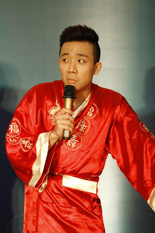 thanh thuy lan dau dien kich cho event - 4