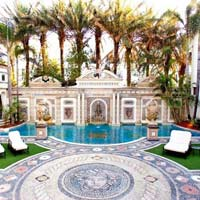 Nhà đẹp - Siêu dinh thự triệu phú thời trang