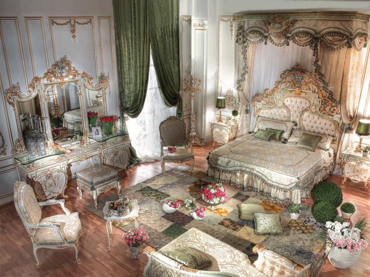 Hầu như ai trong đời cũng một lần muốn có được một đêm ngủ như một...  'ông hoàng bà chúa' trong một phòng ngủ không chỉ đẹp, mà là cực đẹp. Những phòng ngủ sau đây thừa sức thỏa mãn được mong ước đó.