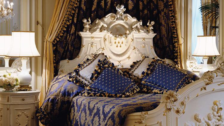 Ngủ như  & quot;ông hoàng bà chúa & quot;