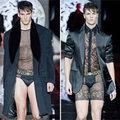 Thời trang - Thời trang nam tiếp tục bị sexy hóa