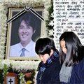 Làng sao - Chồng cũ Choi Jin Sil không thừa kế cho con
