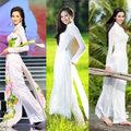 Thời trang - 10 mỹ nhân mặc áo dài đẹp nhất showbiz