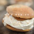 Bếp Eva - Sandwich kẹp kem ngon mê mẩn