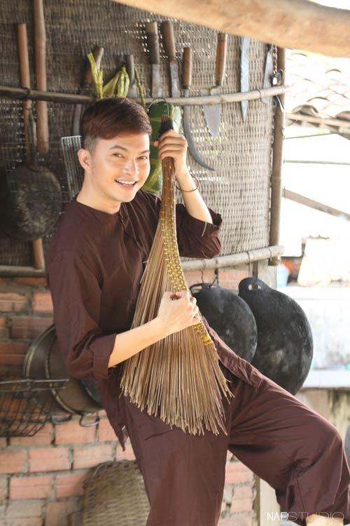 Học trò Thúy Vinh háo hức làm MV Tết-3