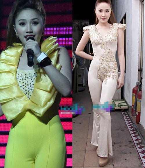 Những nữ hoàng diêm dúa của làng nhạc Việt-5