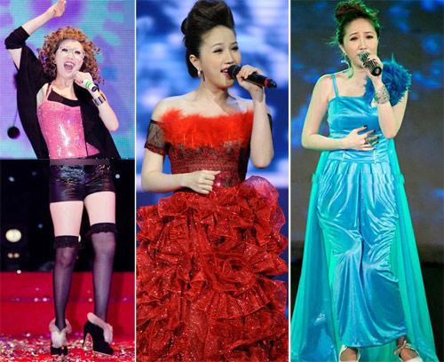 Những nữ hoàng diêm dúa của làng nhạc Việt-6