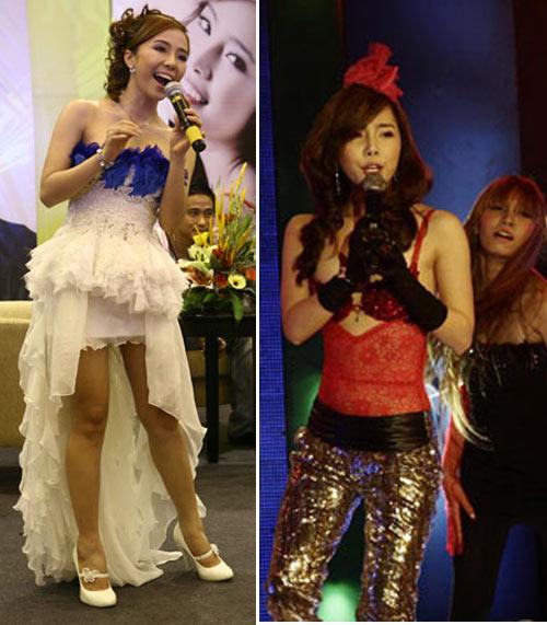 Những nữ hoàng diêm dúa của làng nhạc Việt-4