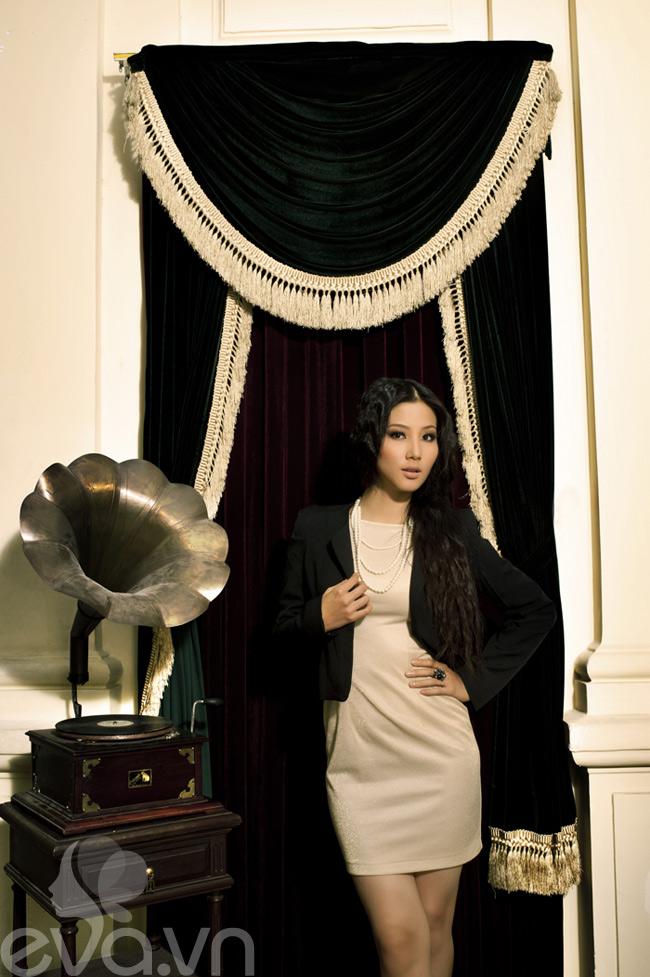 Sau khi hoàn tất vai diễn trong 'Mỹ nhân kế', tên tuổi của cô gái trẻ Diễm My được biết đến nhiều hơn.