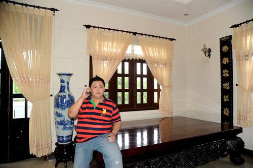 Tròn mắt ngắm nhà hoành tráng của Minh Béo - 14